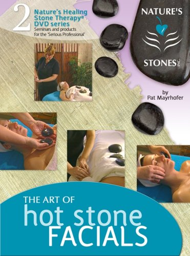 - Hot Stone Facial Massage DVD w/ 18 Page Digital Users Manual