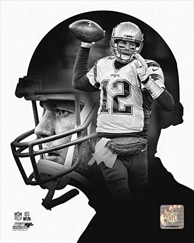 Tom Brady Pictures (Tom Brady - Official 2018 NFL PROfile Photo (New England Patriots) 11x14)