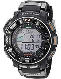 Mens PRW-2500R-1CR Pro Trek Tough Solar Digital Sport Watch