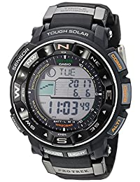 "Casio Men's PRW2500-1 ""Pathfinder"" Tough Solar Digital Watch"