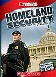 Homeland Security, Robin S. Doak, 0531250369
