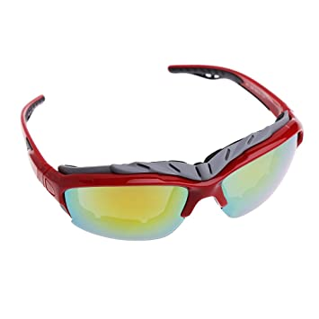 6dac296fd244 Amazon.com: GaoCold Sunglasses for Men/Women Outdoor Unisex Sport Cycling  Bicycle Bike Riding Sun Glasses Casual Eyewear Goggles New (Red&Orange):  Home & ...