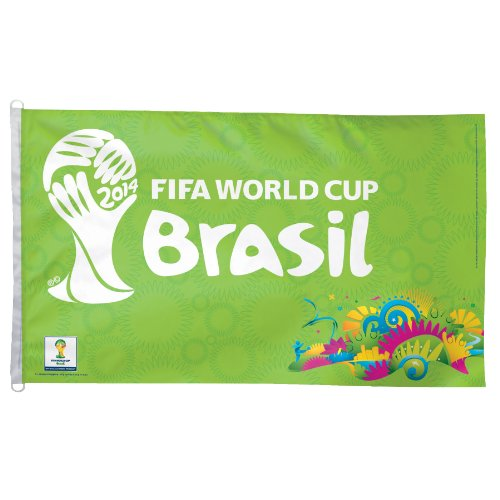 World Cup Soccer 2014 FIFA 3x5-Feet Flag