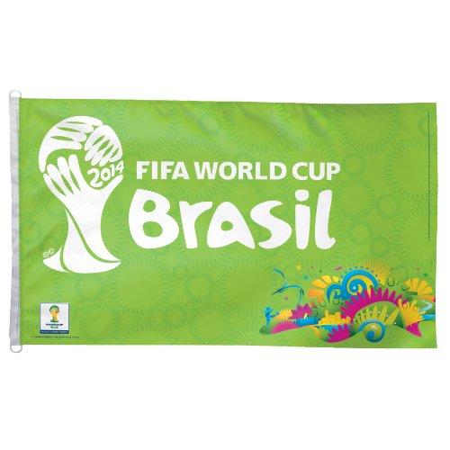 World Cup Soccer 2014 FIFA 3x5-Feet Flag
