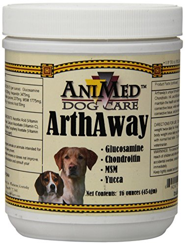 Pictures of AniMed Arthaway Powder Joint Tissue SupplementDogs 16- 1