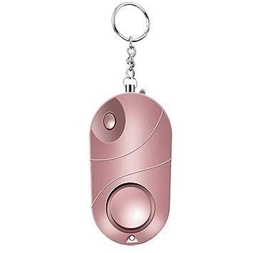 MSQL Alarma de Seguridad Personal, Sirena de Llavero de ...