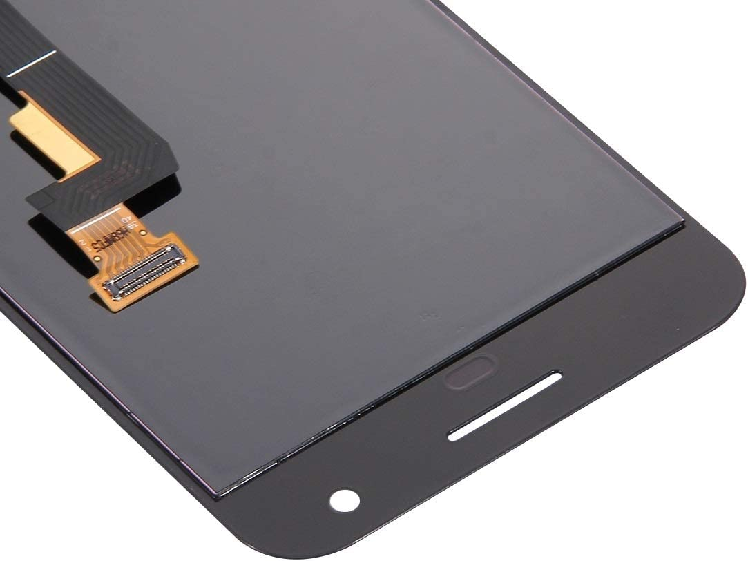 Color : White Zhangfei Phone Replacement Parts LCD Screen and Digitizer Full Assembly for Google Pixel//Nexus S1 Black