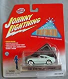Johnny Lightning Fabulous Motorama GM Dream Car Showcase 1954 Chevrolet Corvair BLUE