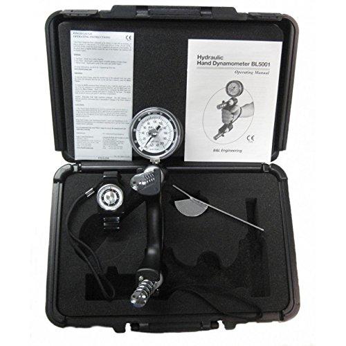 ALIMED 52471 B&L Engineering 3-Piece Hand Evaluation Kit with 10 lb. Pinch Gauge 51IQi2BaTsmL