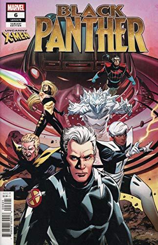 Black Panther (2018) #6 (#178) VF/NM Steve Epting Uncanny X-Men Variant - Epting Cover