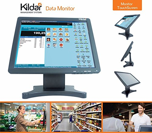 Touchscreen LED Monitor 15