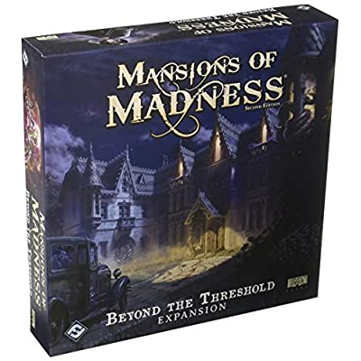 Mansions of Madness Second Edition: Beyond the Threshol: Toys & Games