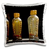Danita Delimont - Beverages - Asia, Vietnam. Snake wine for sale, Cai Be, Tien Giang Province - 16x16 inch Pillow Case (pc_226089_1)
