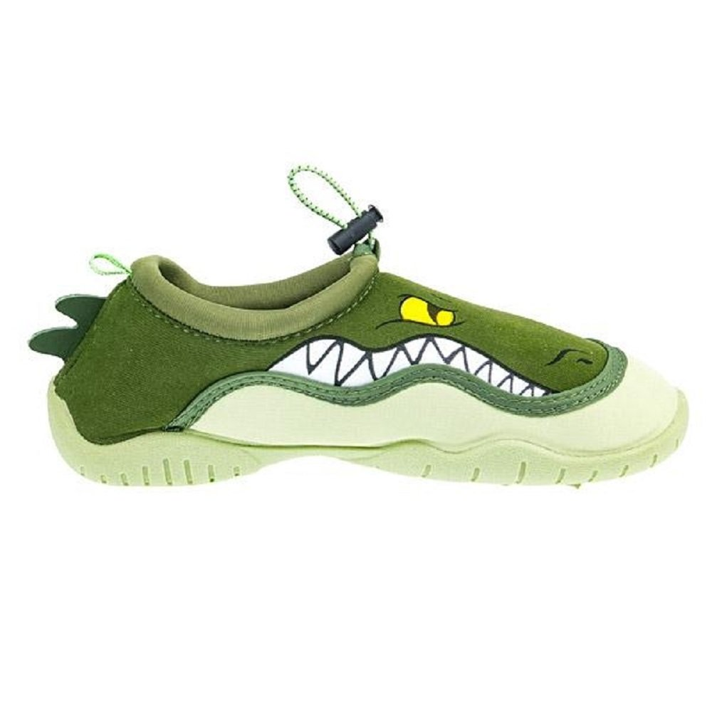 Body Glove Kids Seapal Water Shoes Size 1, Croc//Green