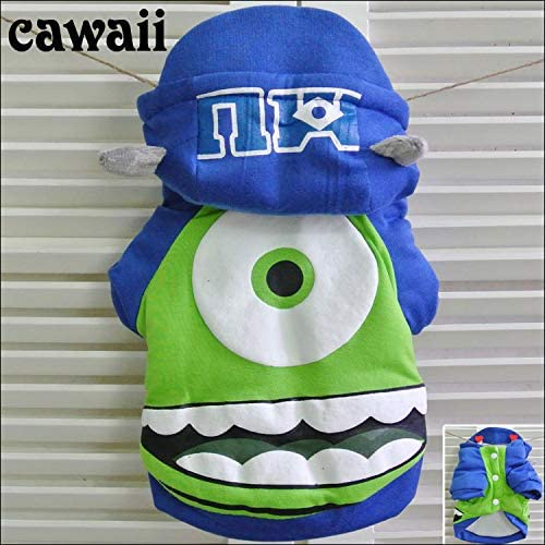Hot Dawgs Mike Wazowski Monsters Inc - Sudadera con Capucha para ...