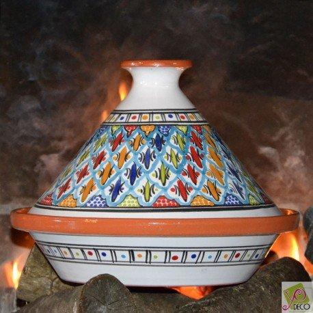 Tajín Rim turquesa - D 31 cm: Amazon.es: Hogar