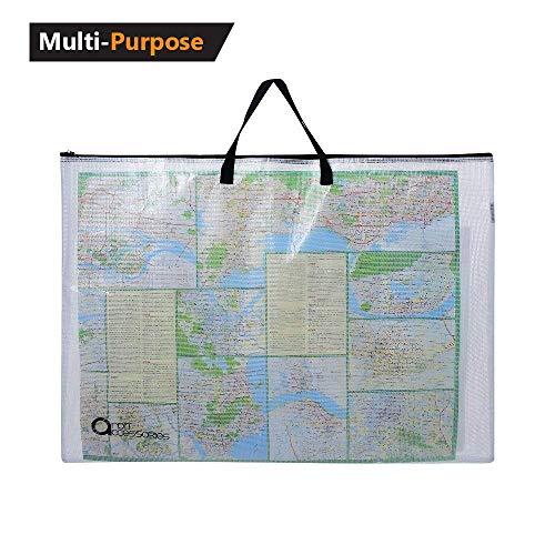 - Anbit Accessories Large Multipurpose Poster & Art Storage Bag (32