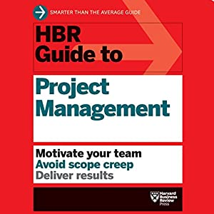 HBR Guide to Project Management Audiobook