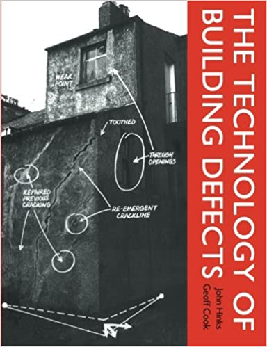 Book The Technology of Building Defects