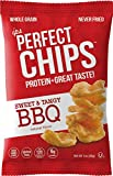 quest bbq protein chips - IPS Protein Chips BBQ 1 Oz (Qty 24)