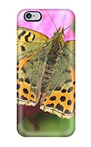Tpu Case Cover For Iphone 6 Plus Strong Protect Case - The Butterfly Design