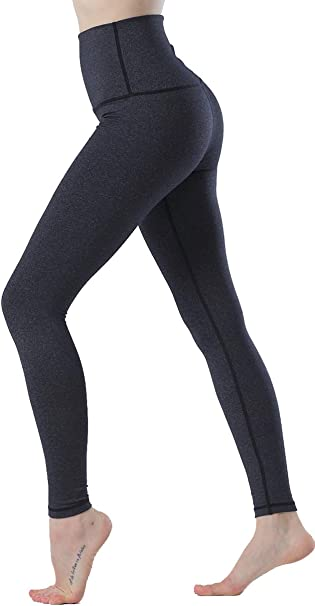 Charaland Womens Yoga Pants High Waisted Workout Leggings-5