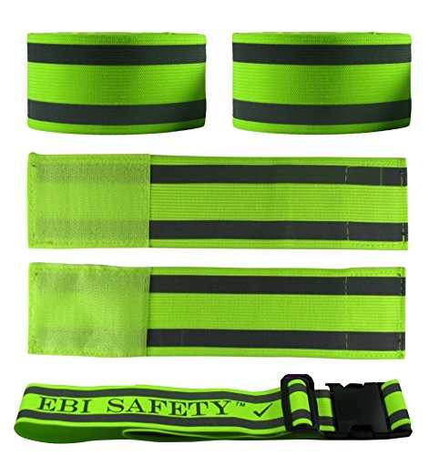 premium-reflective-ankle-band-belt-set-4-bands-1-waist-belt-high-visibility-reflective-running-gear-