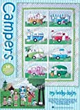Amy Bradley Designs ABD269 Campers Quilt Pattern