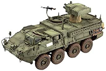 Amazon.com: Trumpeter 1/35 M1134 Stryker Anti-Tank Guided Missile
