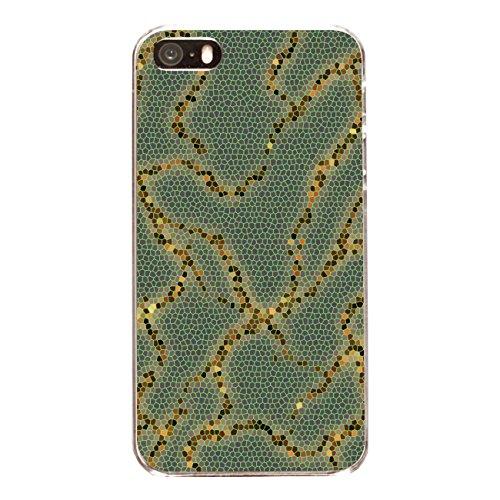 """Disagu Design Case Coque pour Apple iPhone 5s Housse etui coque pochette """"Mosaik"""""""