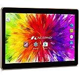 "ACEPAD A121 (10.1"") 3G Tablet PC, 2GB RAM, 64GB Speicher, Dual-SIM, IPS HD 1280x800, Quad Core CPU, Android 5.1, WIFI/WLAN/Bluetooth, USB/SD (Schwarz)"