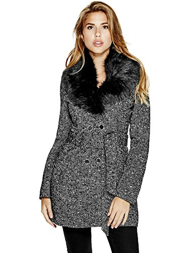GUESS 13259269 Alina Double Breasted Coat