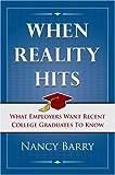 When Reality Hits, Nancy Barry, 1933285877