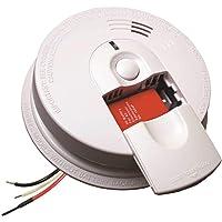 Firex/Kidde i5000 Hardwire Ionization Smoke Alarm with Battery Backup