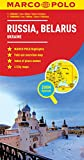 Russia, Belarus Marco Polo Map (Ukraine) (Marco Polo Guide)
