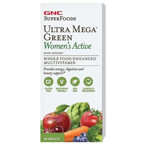 gnc-ultra-mega-green-womens-active-multi-vitamins-60-count
