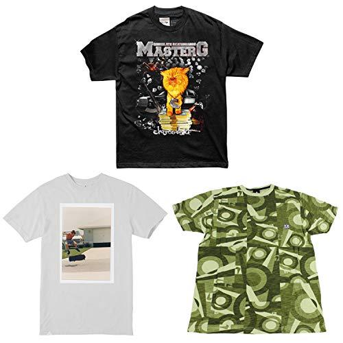 Altamont Tee (ALTAMONT Back to School Skateboard T Shirts 3-Pack Sale Medium, Chocolate)
