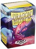 Dragon Shield 11009 Matte Purple Standard Sleeves