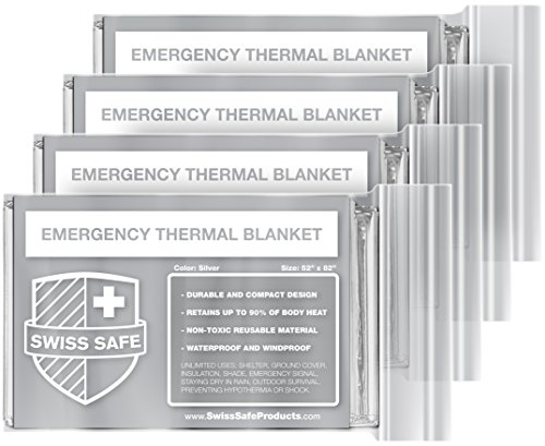 Emergency Thermal Blankets Signature Blanket product image