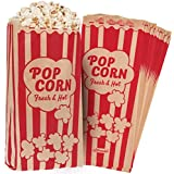popcorn and oil for machine - Paper Popcorn Bags 2oz 11 X 5 X 3