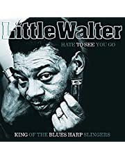 Hate To See You Go: King Of The Blues Harp Slingers (Vinyl)