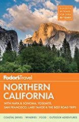Written by locals, Fodor's travel guides have been offering expert advice for all tastes and budgets for over 80 years.Northern California is filled with rugged redwood forests, pristine stretches of Pacific coastline, and towering mou...