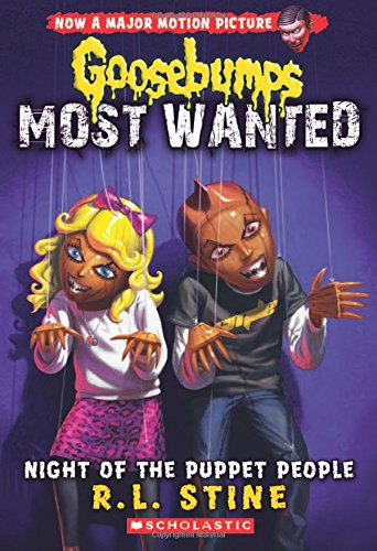 Night Puppet People Goosebumps Wanted product image
