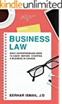Business Law: What Entrepreneurs Need...
