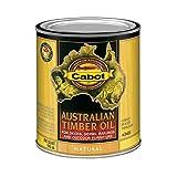 Cabot 140.0003400.005 Australian Timber Oil, Quart, Natural