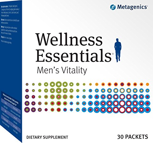 Metagenics - Wellness Essentials Men's Vitality, 30 Count