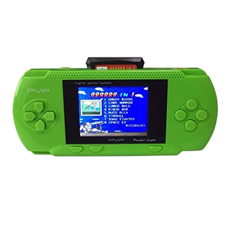 fae7218a7bd Mitofox PVP3000 PK PXP3 2.8 Inch 8 Bit Portable Handheld Console Games Kid  Educational Toy Classic