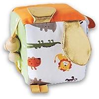 Montessori Bebek & Çocuk Küpü Zoo Antialerjik Zeka Geliştirici Küp