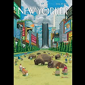 The New Yorker, August 27th 2012 (Jane Meyer, Jon Lee Anderson, James Surowiecki) Periodical