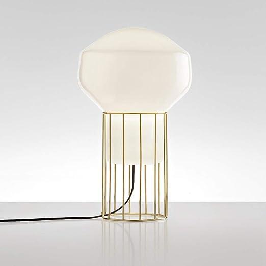 Uexfy Bonita lámpara de Mesa Lámpara de Mesa Moda Minimalista ...